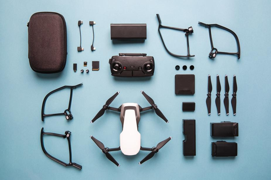 Start your creative journey with EXO Drones service